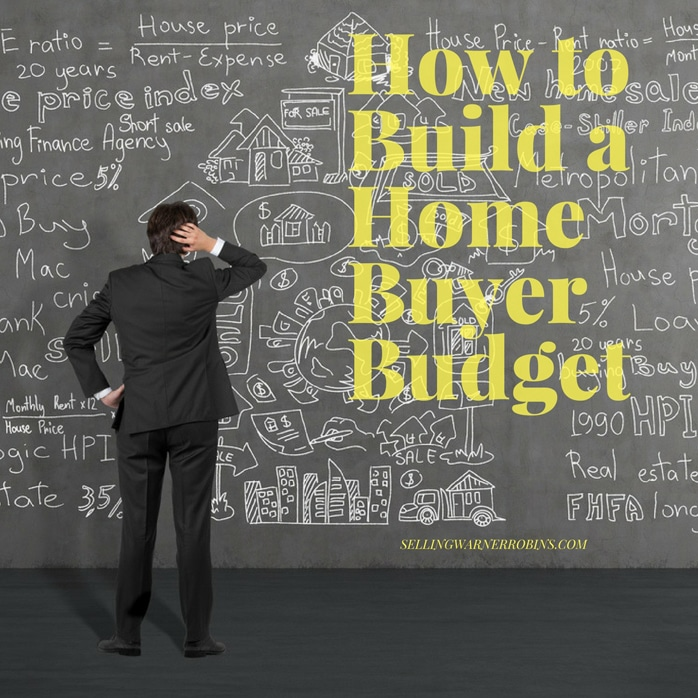 How to Build a Home Buyer Budget