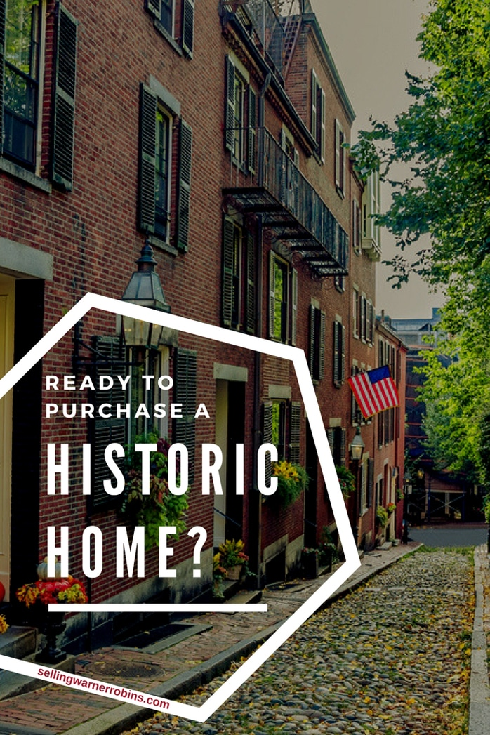 Purchasing a Historic Home