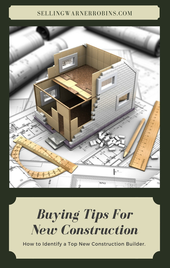 Buying Tips For New Construction