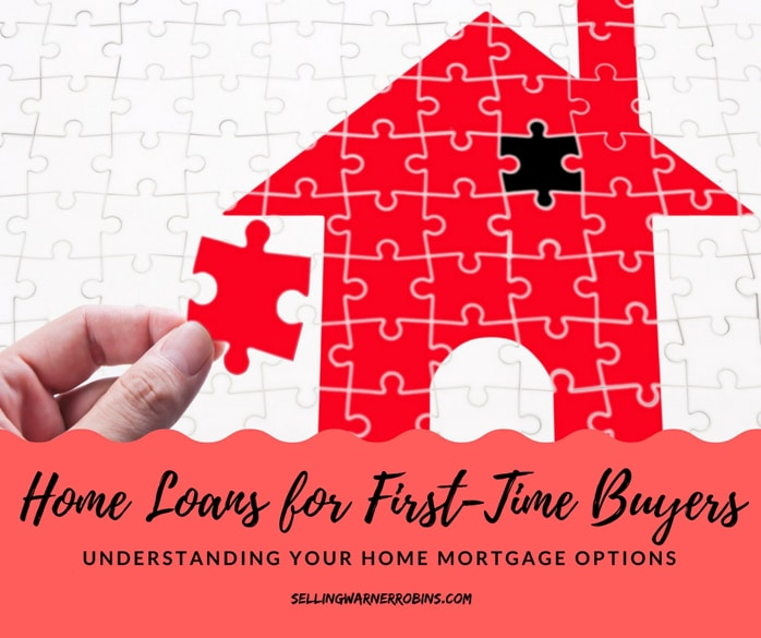 Home Loans For First-Time Buyers