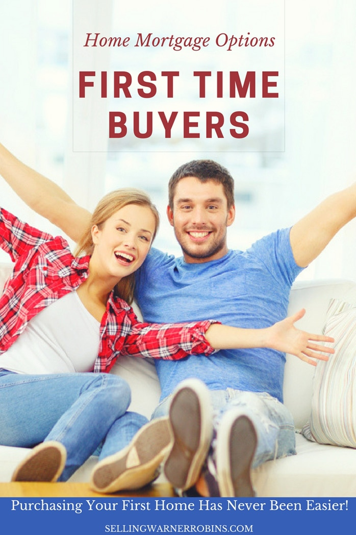 Home Mortgage Options For First Time Buyers