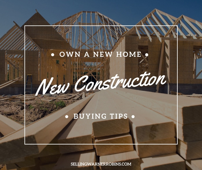 New Construction Buying Tips