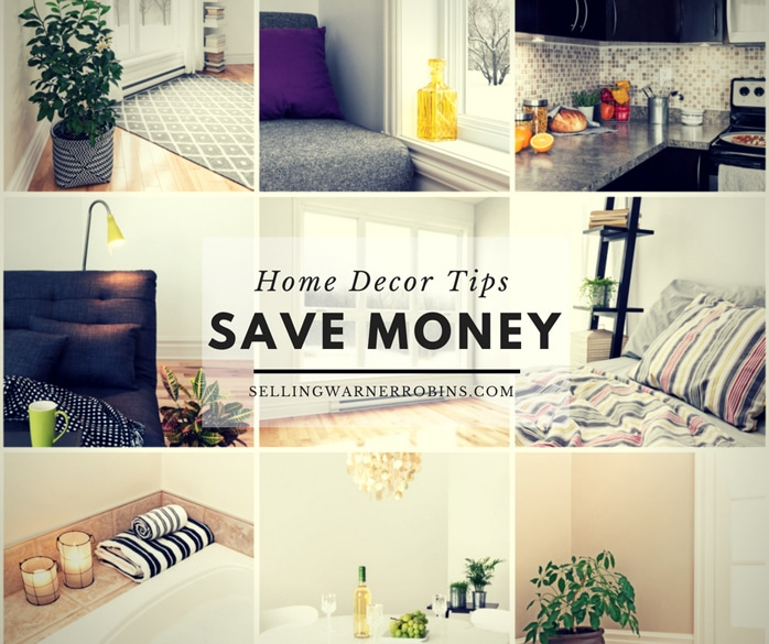 Home Decor Tips To Save Money