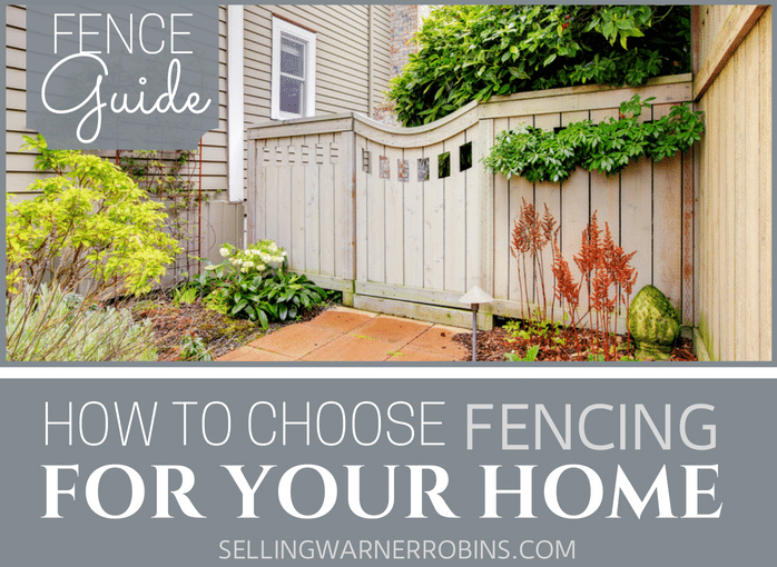Type Of Fence For Your Home