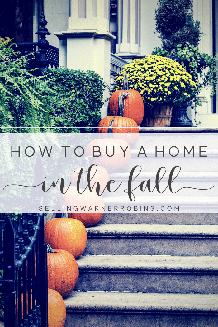 How to Buy A Home in the Fall