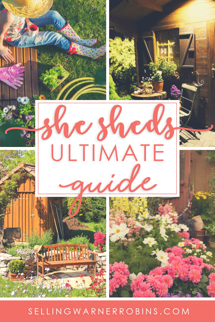 She Sheds Ultimate Guide