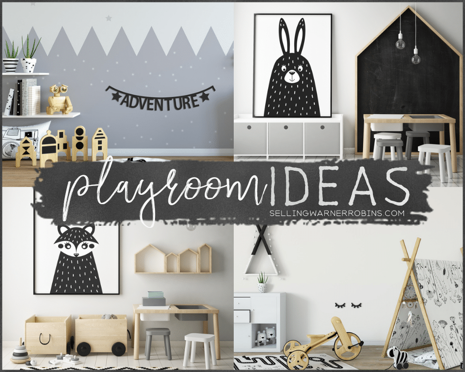 Tips to Create the Perfect Playroom