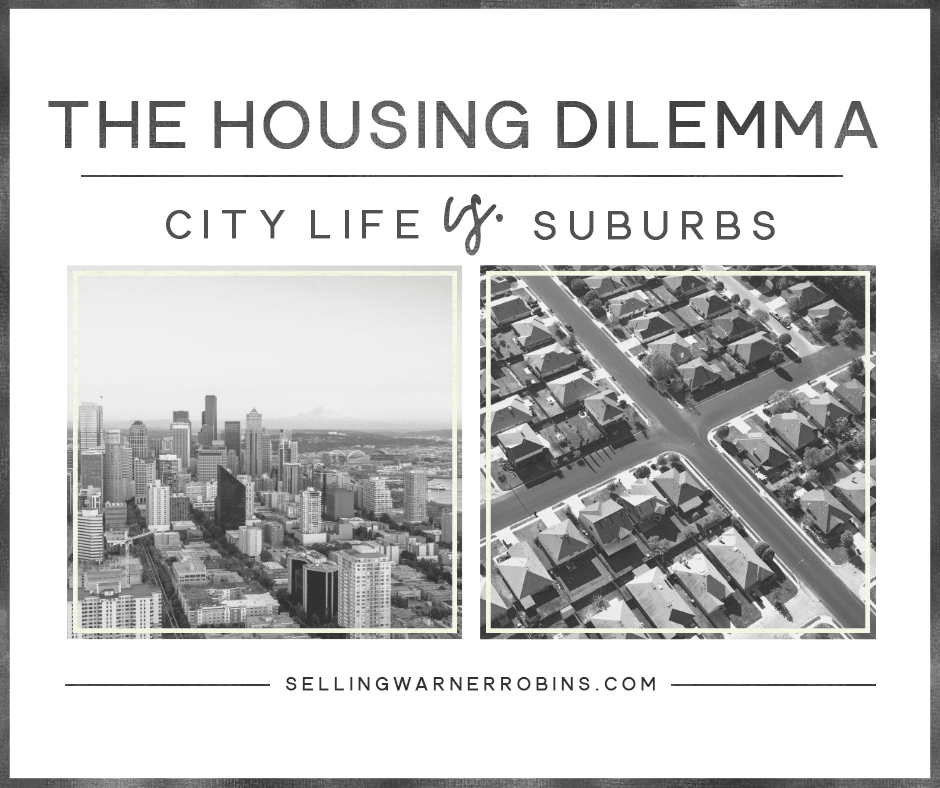 Is it Easier to Sell a Home in the City or Suburbs