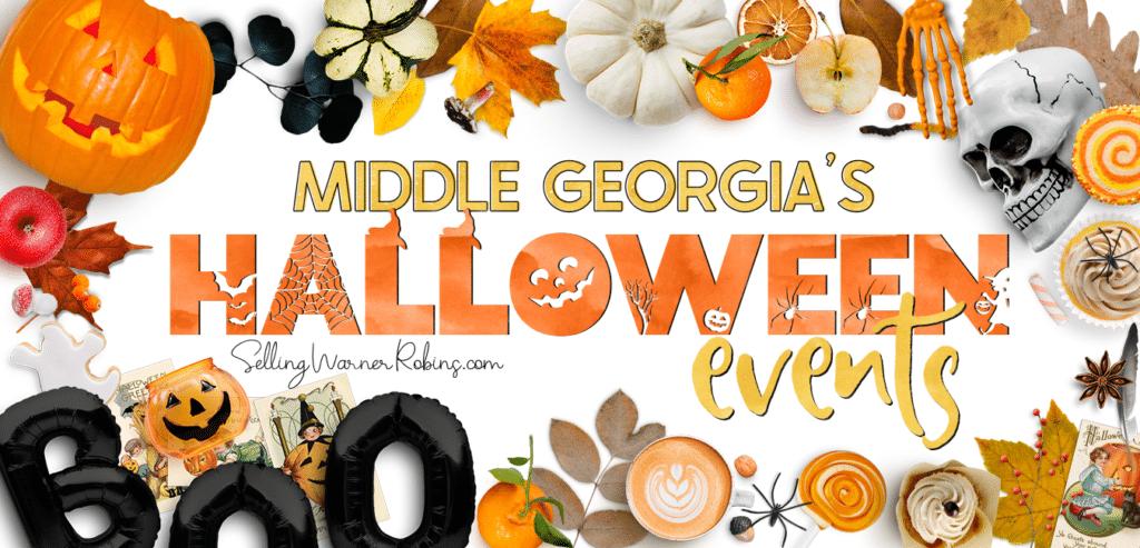 Middle Georgia Halloween Events