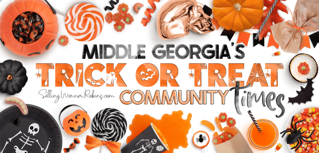 Middle Georgia Trick or Treat Community Times