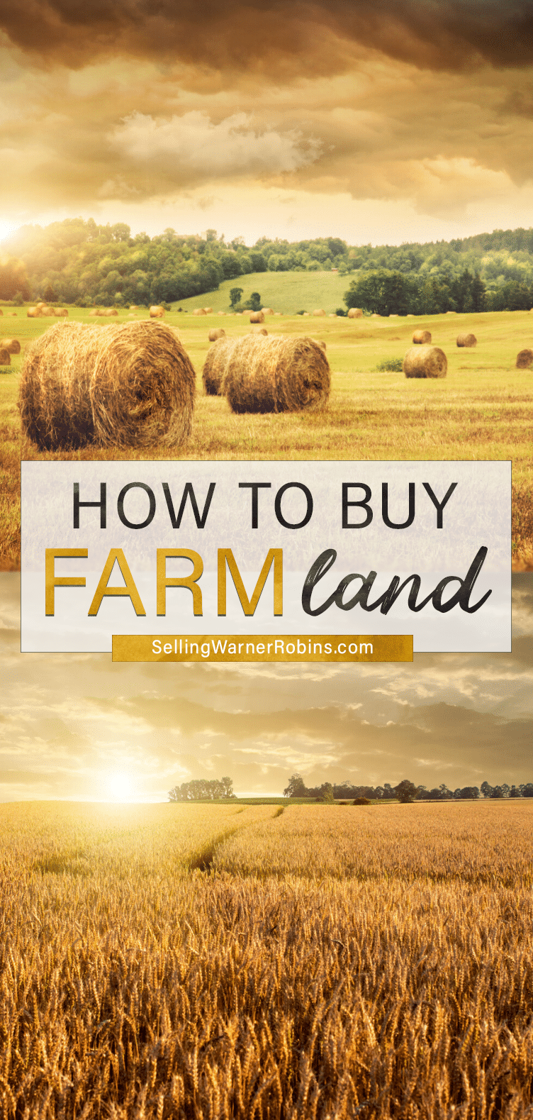 Are you wanting to have a farm? Perhaps you're unsure how you will be able to afford to make that dream a reality. Check out the easiest way to qualify and purchase rural land! #realestate #mortgage #rural #rurallife #mortgage #mortgagetips